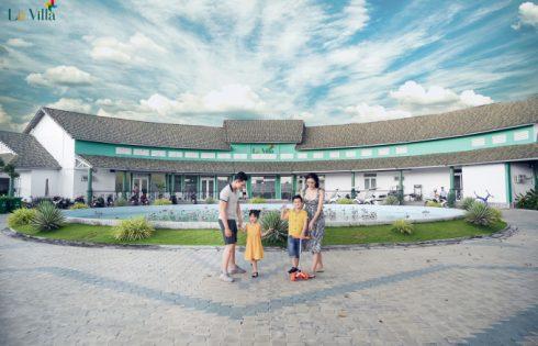 Sống nghỉ dưỡng mỗi ngày trong thành phố xanh tại Lavilla Green City