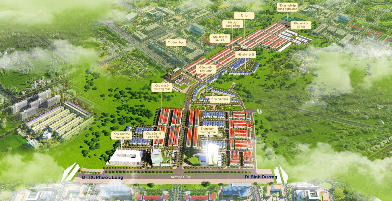 Top 03 dự án đáng đầu tư tại Bình Phước 3