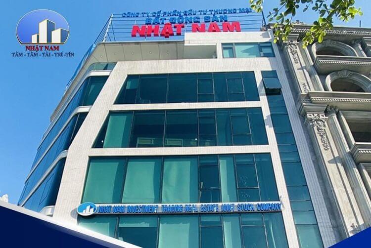 Công ty CP Đầu tư BĐS Nhật Nam