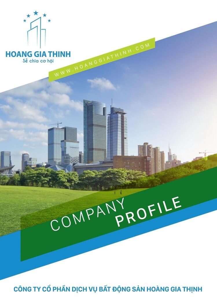 Công ty Cổ phần Dịch vụ bất động sản Hoàng Gia Thịnh