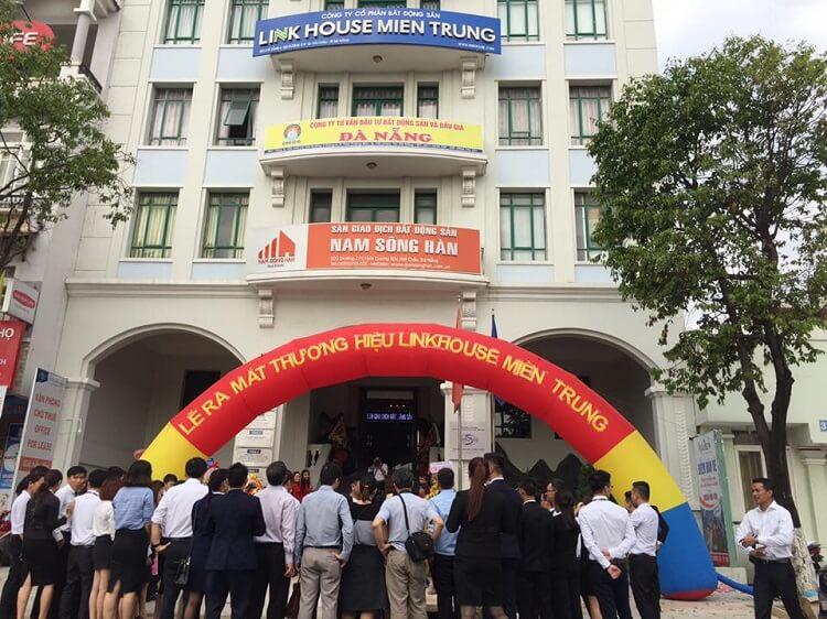 Lễ ra mắt thương hiệu Link House miền Trung