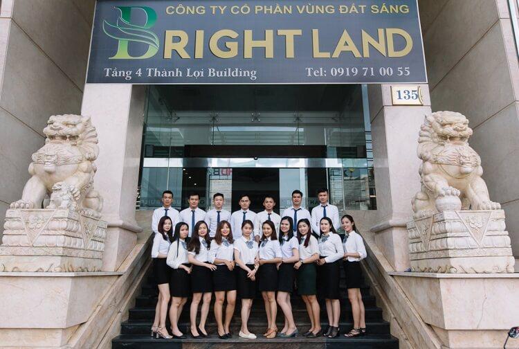 Địa chỉ công ty cổ phần Vùng Đất Sáng (Bright Land)
