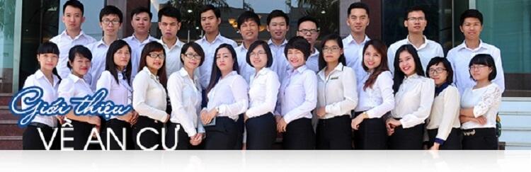 Đội ngũ nhân viên công ty